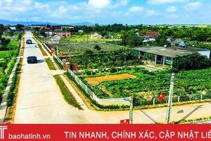 Phát động Cuộc thi 'Chung sức xây dựng nông thôn mới' lần thứ 5 trên Báo Hà Tĩnh