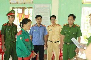 Khởi tố bị can liên quan đến vụ cháy rừng ở Hà Tĩnh