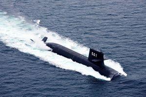Đã có tính năng 'khủng' siêu tàu ngầm 29SS của Nhật Bản