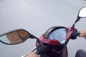 5 lý do khiến bạn thêm 'yêu mến' gương chiếu hậu trên xe máy