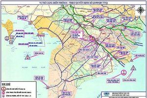 Cảng biển khu vực Nam bộ: Tập trung nguồn lực cảng cửa ngõ quốc tế