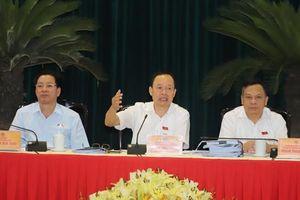 Bí thư tỉnh Thanh Hóa bắt 'việt vị' Giám đốc Sở lạc đề, xử lý nặng nếu báo cáo thiếu trọng tâm