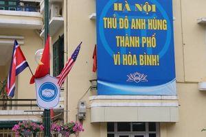 Nhiều hoạt động kỷ niệm 20 năm Hà Nội đón nhận danh hiệu 'Thành phố vì hòa bình'