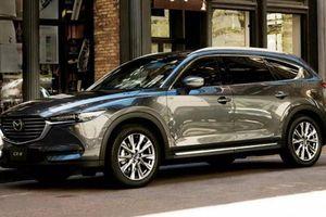 Tân binh Mazda CX-8 bán 350 xe chỉ sau 8 ngày ra mắt