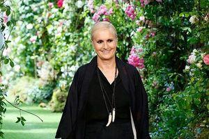 NTK Dior Maria Grazia Chiuri nhận huân chương danh giá nhất nước Pháp