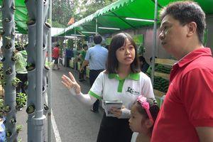 TP. Hồ Chí Minh phát triển nông nghiệp công nghệ cao bền vững