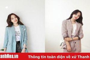 Mix đồ đen trắng vừa đẹp vừa sang như các quý cô thời trang Việt