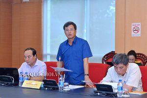 Ủy ban Quốc phòng và An ninh tổ chức góp ý dự thảo Luật Dân quân tự vệ (sửa đổi)
