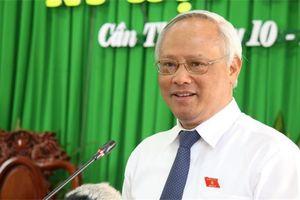 Phó Chủ tịch Quốc hội Uông Chu lưu dự khai mạc Kỳ họp thứ 13, Hội đồng nhân dân thành phố Cần Thơ