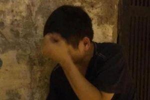 Đối tượng bị tố sàm sỡ 2 thiếu nữ ở Quỳnh Mai khai 'ngã xe vô tình vung tay vào cô gái'