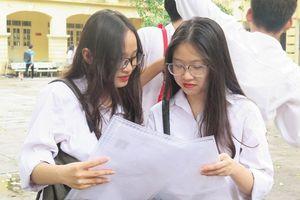 Thi THPT quốc gia 2019: Lưu ý khi điều chỉnh nguyện vọng xét tuyển