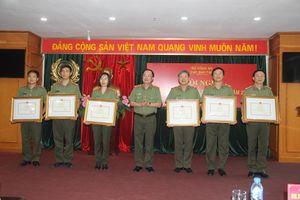 Rà soát, bổ sung ngành nghề đào tạo phù hợp với mô hình tổ chức mới của lực lượng Công an