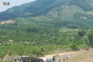 Bộ Quốc phòng thông tin nguyên nhân vụ rơi máy bay quân sự ở Khánh Hòa