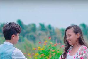 Thái Thùy Linh gây tranh cãi khi cho con gái quay MV cover nhạc người lớn
