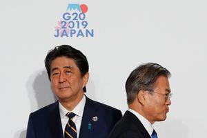 Quan hệ Nhật - Hàn tăng nhiệt