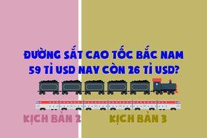 Toàn cảnh vụ đường sắt cao tốc Bắc Nam 59 tỉ USD còn 26 tỉ USD