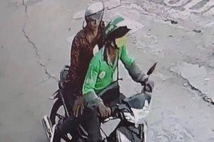 Cứa cổ tài xế Grab để cướp xe máy ở Thủ Đức