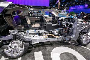 Sợ giá cao, Ford không dùng khung gầm nhôm cho Explorer 2020