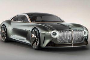 Siêu xe mới của Bentley gây chú ý với nội thất ngập tràn vật liệu xanh