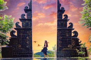 Du khách giẫm nát cỏ, Đà Lạt tạm đóng cửa 'cổng trời Bali'