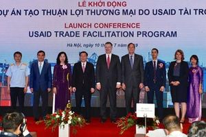 USAID hỗ trợ Việt Nam cải cách thủ tục thương mại