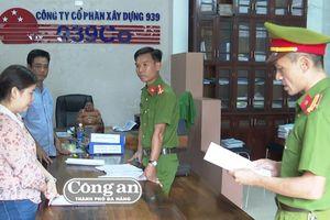 Bắt thêm 5 đối tượng trong vụ 'trùm' vật liệu cát ở Huế