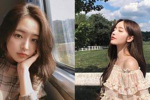 Vẻ đẹp của hot girl thế hệ mới Hàn Quốc