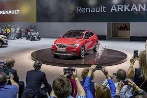 'Xe sang bình dân' Renault Arkana chỉ từ 370 triệu đồng