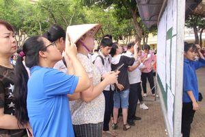 Các trường THPT Nghệ An bắt đầu công bố điểm chuẩn vào lớp 10