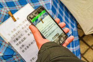 Tính năng dịch bằng chụp ảnh Google Translate đã hỗ trợ tiếng Việt
