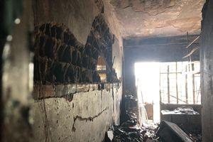 Cháy KTX Trường CĐ Kỹ thuật Cao Thắng: Sinh viên cần chỗ ở an toàn