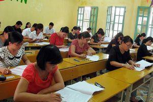 Thái Bình tổ chức thi sát hạch thăng hạng chức danh nghề nghiệp
