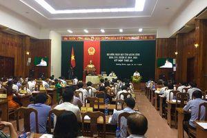 'Bong bóng' bất động sản làm nóng nghị trường HĐND tỉnh Quảng Bình