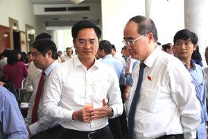 Ông Nguyễn Thiện Nhân: Mỗi ngày làm việc TP.HCM thu 1.500 tỷ vào ngân sách