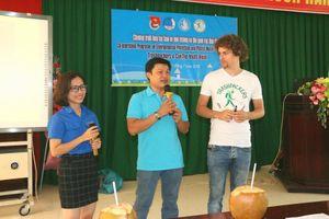 Cần Thơ tổ chức Chương trình 'Hợp tác bảo vệ môi trường và thu gom rác thải nhựa'