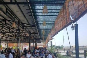 Bà Rịa - Vũng Tàu: 'Hô biến' cảng xăng dầu thành nhà hàng ẩm thực?