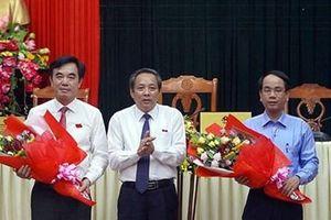 Quảng Bình bầu và miễn nhiệm nhiều chức danh chủ chốt