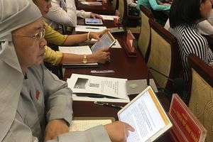 HĐND TPHCM ứng dụng 'kỳ họp không giấy'