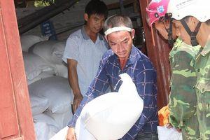 Dự trữ nhà nước: Nỗ lực cứu trợ nhân dân kịp thời vượt qua khó khăn