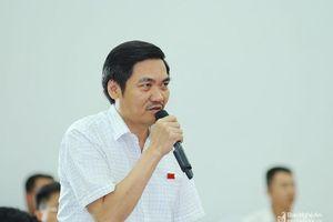 Giám đốc Sở NN&PTNT Nghệ An lên tiếng về sai phạm ở một số ban quản lý rừng phòng hộ