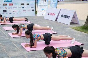Miss World Vietnam: 40 thí sinh thử sức phần thi Người đẹp thể thao
