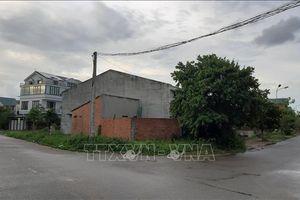 Khởi tố vụ án liên quan Dự án khu biệt thự du lịch Thanh Bình