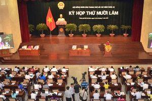 HĐND TP Hồ Chí Minh lần đầu tiên áp dụng 'kỳ họp không giấy'