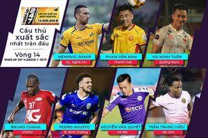 Vòng 14 V.League 2019: Bạn ấn tượng với khuôn mặt nào nhất?
