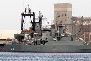 Iran phủ nhận bao vây tàu chờ dầu của Anh