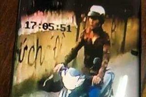 Truy tìm nghi phạm sát hại người mặc áo xe ôm Grab để cướp tài sản