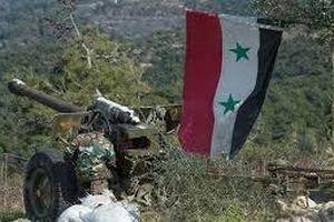 Quân đội Syria diệt 20 tay súng nổi dậy tại Latakia