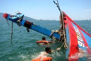 Thanh Hóa: Tai nạn lao động, một ngư dân tử vong trên biển