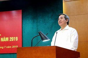 Chuẩn bị trình Bộ Chính trị Đề án 'Chủ trương, chính sách chủ động tham gia Cuộc cách mạng công nghiệp lần thứ 4'