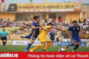Vòng 15 V.League 2019: Thanh Hóa quyết đòi món nợ trước Sông Lam Nghệ An